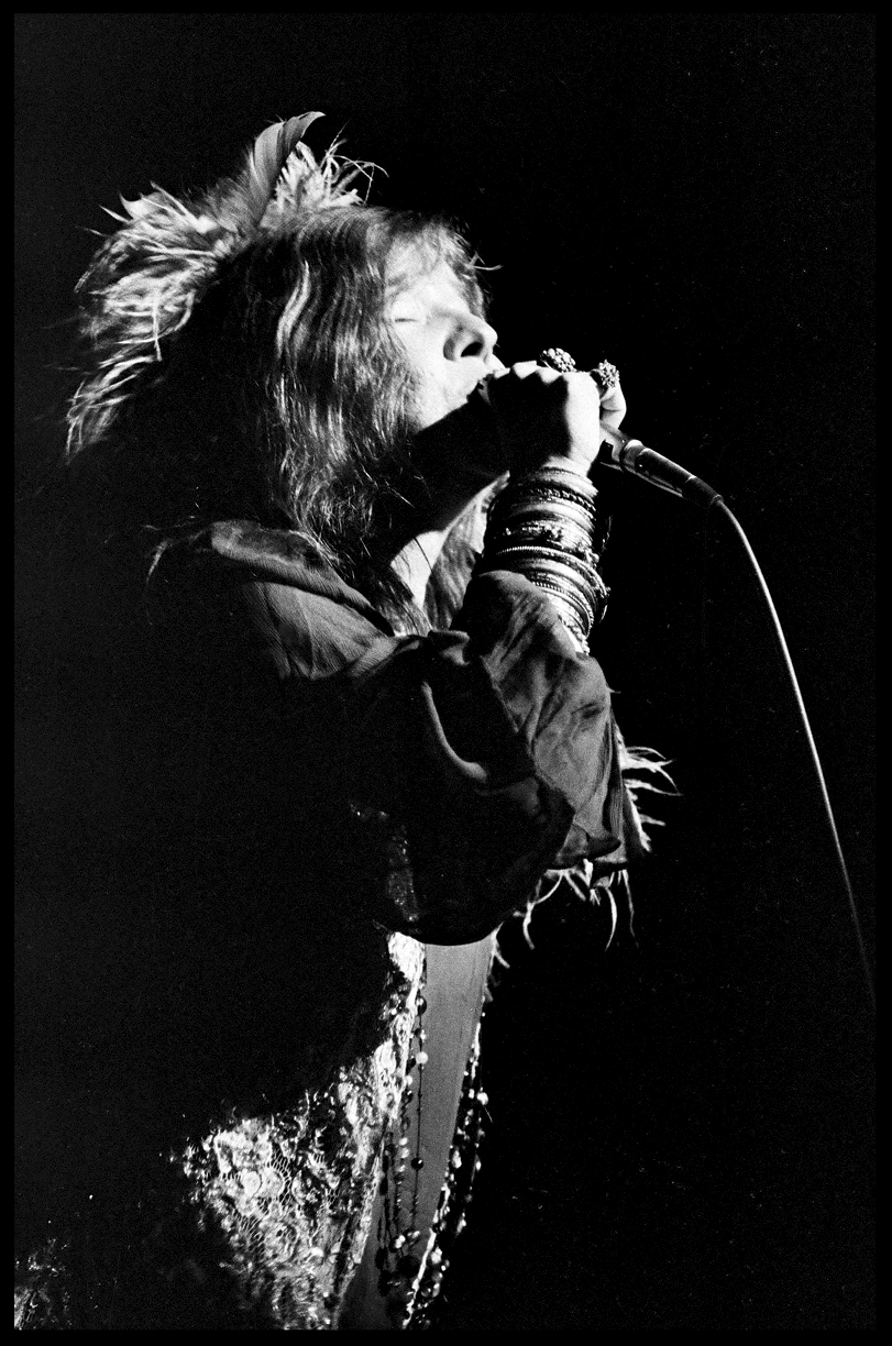 Janis Joplin c.1968 from original 35mm negative