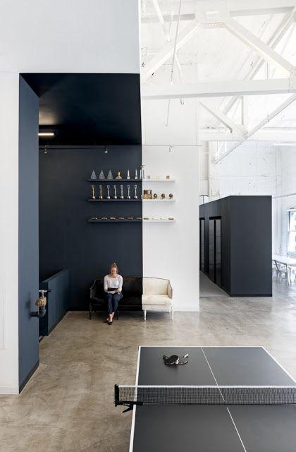 Le noir en décoration_pour structurer vos espaces_miluQi Studio_Décoration et Architecture Intérieur à Montpellier