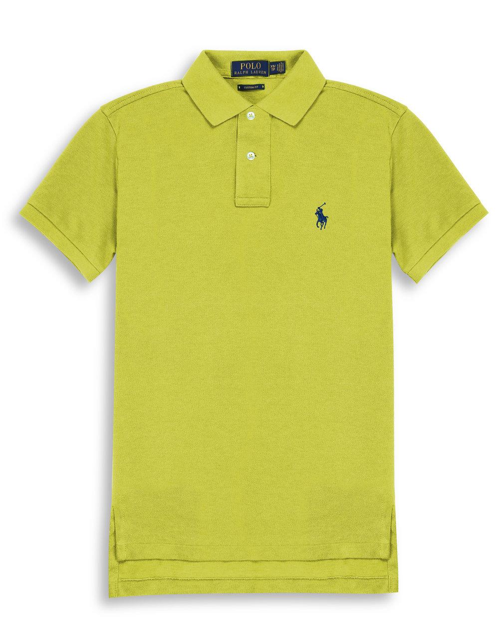 cf009c6717 ... t shirt 6 yrs. nextprev. prevnext 67fd7 90c99 netherlands polo ralph  lauren custom fit mesh polo shirt neon green 903105 31509 40e24