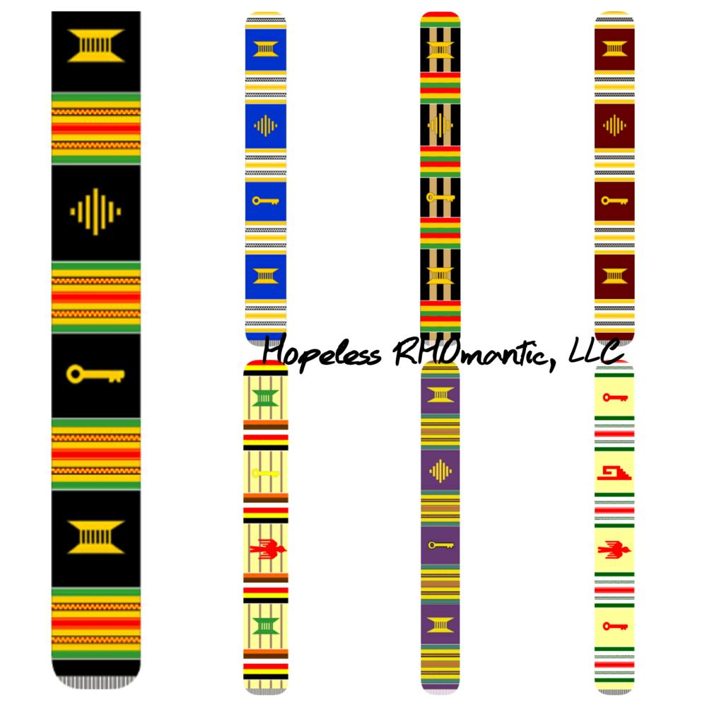 graduation stoles hopeless rhomantic llc rh hopelessrhomantic com kente cloth border clip art Kente Cloth Patterns