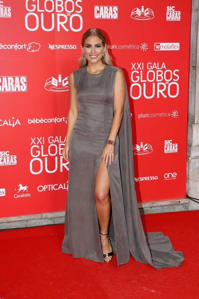 Liliana Santos, Globos Ouro, Maio 2016