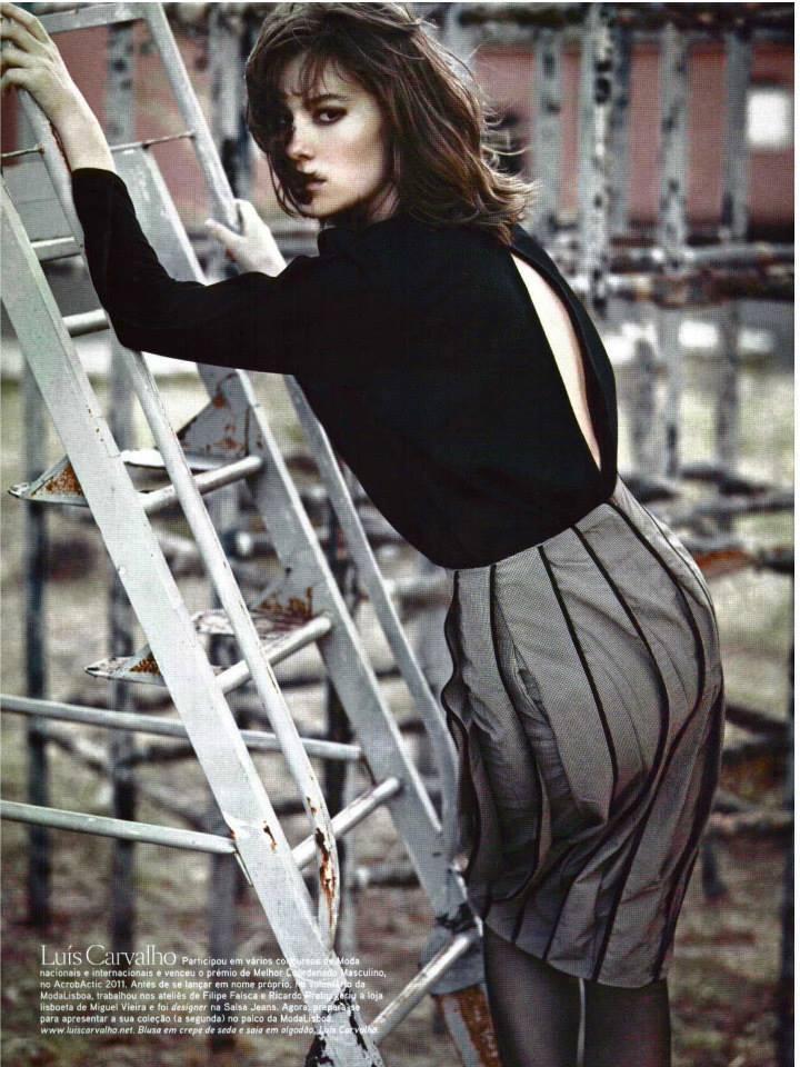 Vogue, Outubro 2013