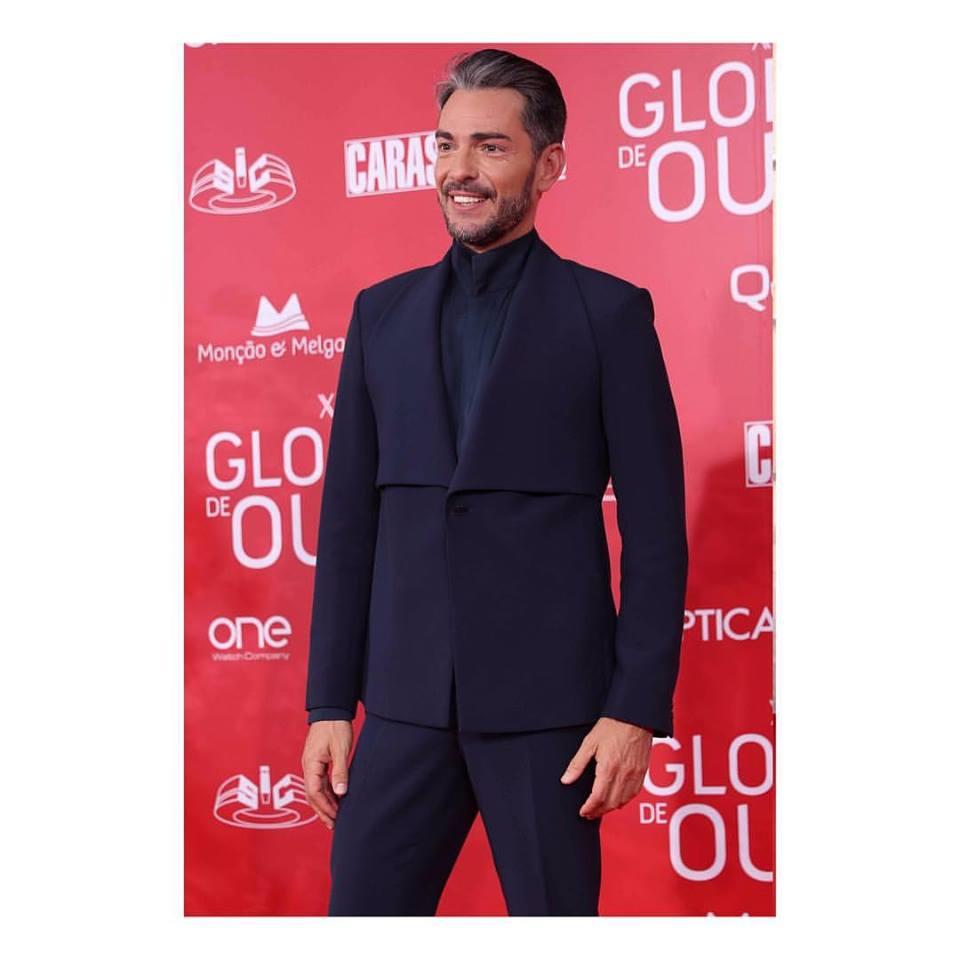 Cláudio Ramos, Gala Globos Ouro, Maio 2017