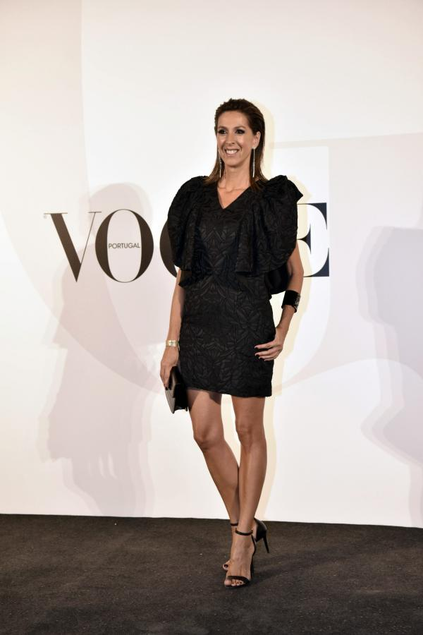 Ana Marques, Vogue Iconic Party, Outubro 2017