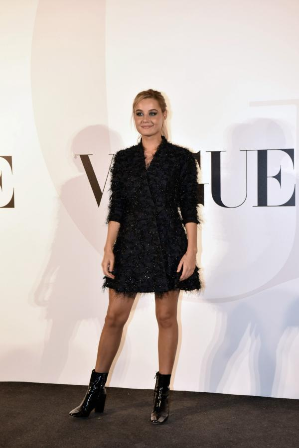 Kelly Bailey, Vogue Iconic Party, Outubro 2017