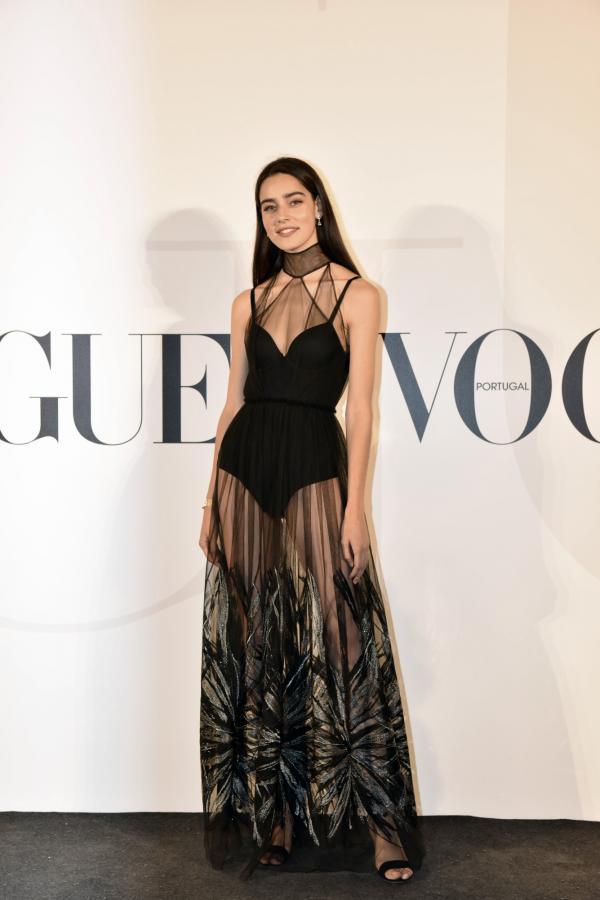 Catarina Santos, Vogue Iconic Party, Outubro 2017