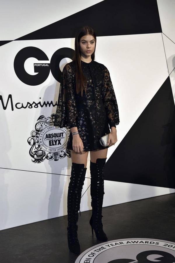 Zara Bicha, GQ Gala, Novembro 2017