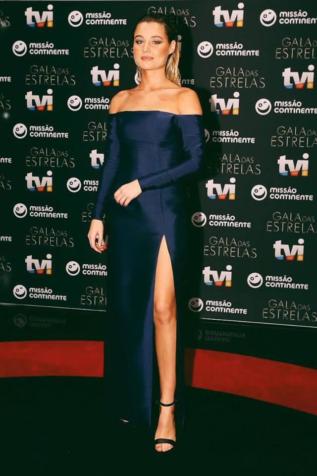 Kelly Bailey, Gala TVI, Dezembro 2017
