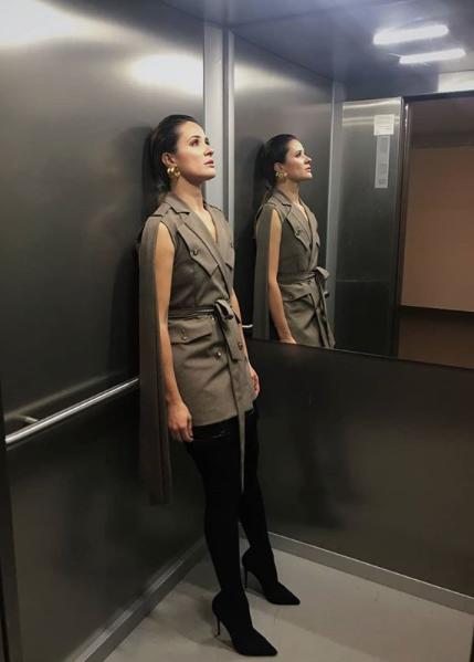 Silvia Alberto, Modalisboa, Março 2018