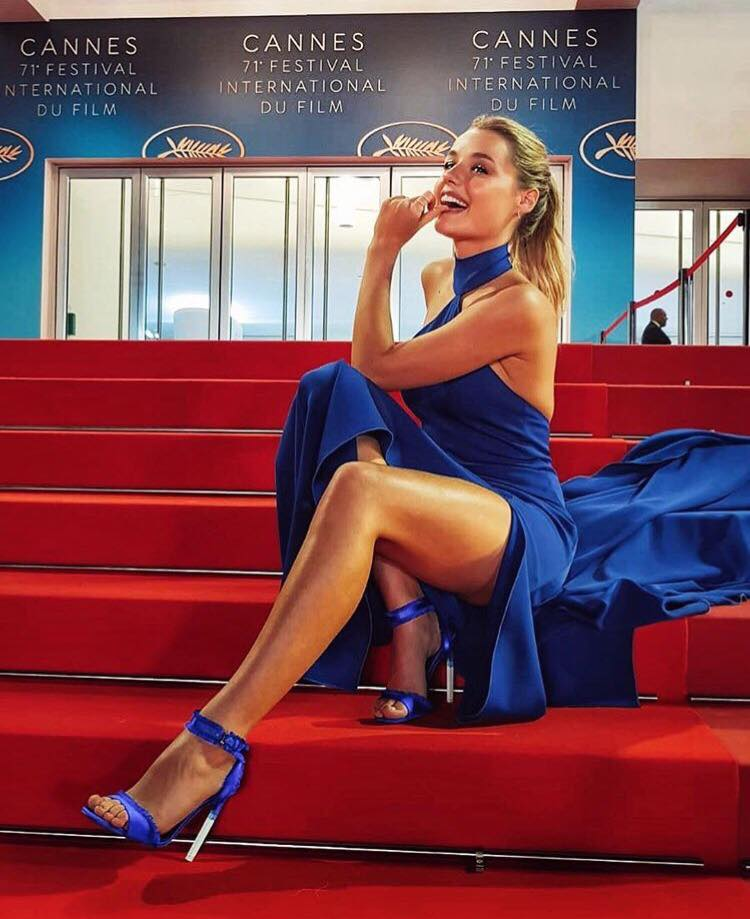 Kelly Bailey, Cannes Film Festival, Maio 2018