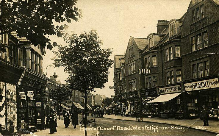 Hamlet Court Road, Westcliff