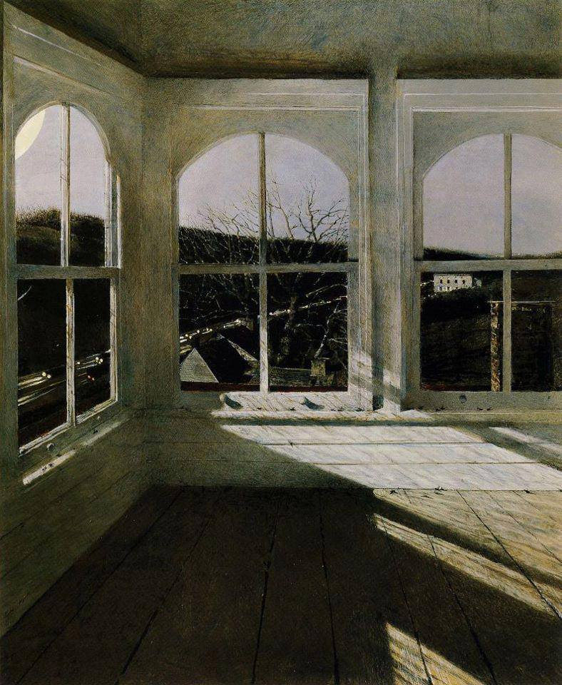 Andrew Wyeth  Renfield  1999