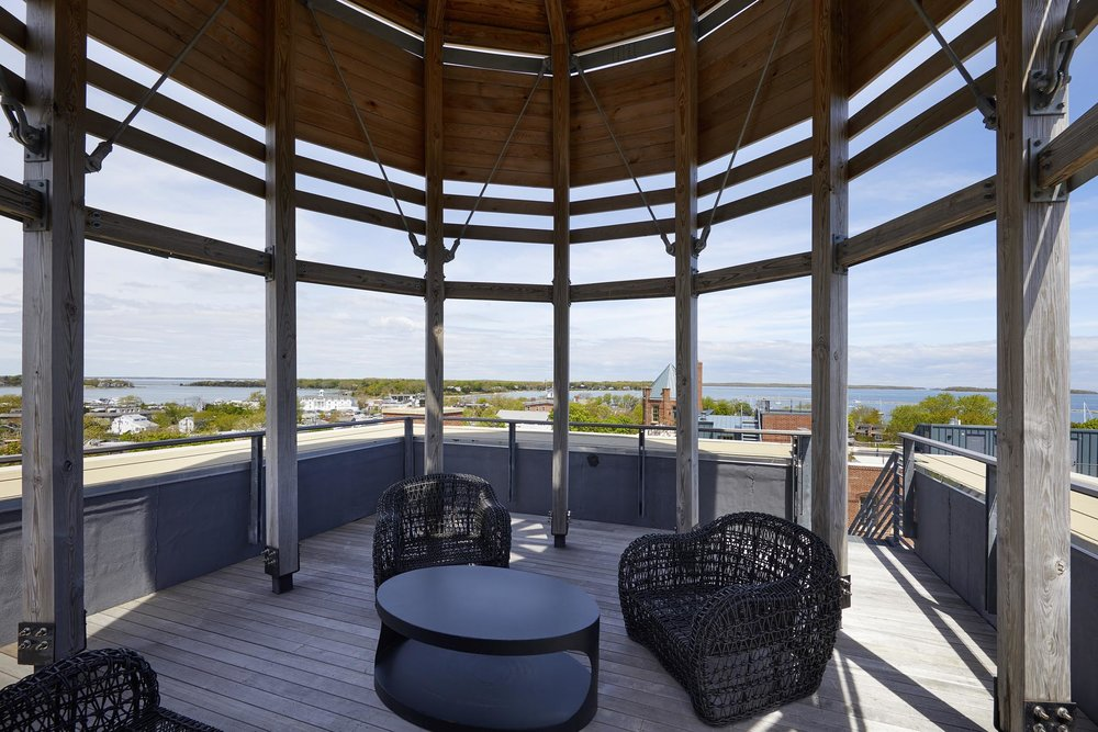 Penthouse-418   Sag Harbor, New York