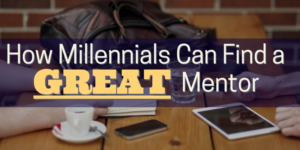 """Millennials LOVE mentors. A matter of fact, Workplacetrends.com did a survey entitled """"  The Millennial Leadership Study  """" and discovered 53% of them said that """"mentoring"""" would be the most effective form of leadership training. Having managed millennials myself (over 100 of them in my career to date), I can confirm that I've been asked: """"where do I find a mentor?"""" a number of times before..."""