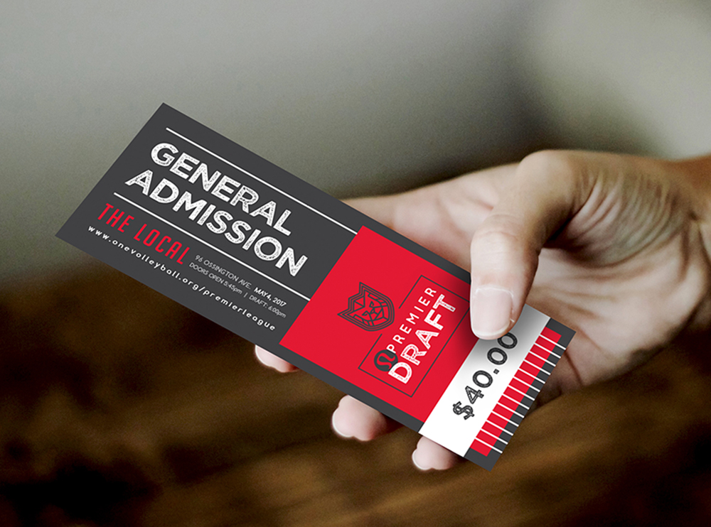 General Admission ticket - limited number available