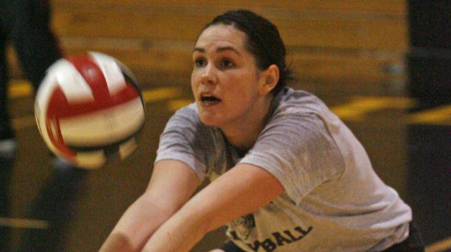 Former Dalhousie Tigers women's volleyball player Maggie Morrison is set to compete in the upstart Canadian Premier Volleyball League.