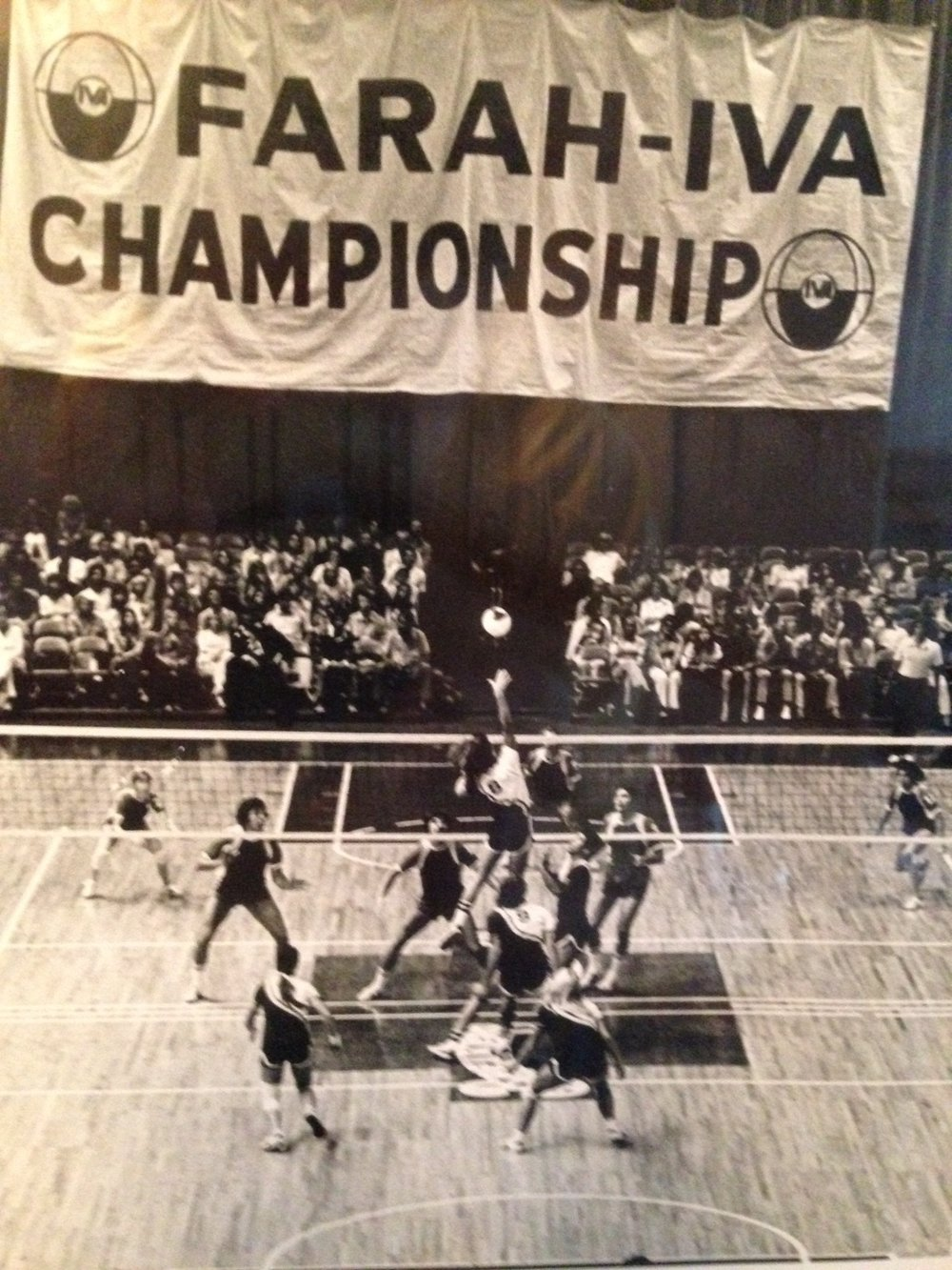 IVA 1975 Championship Match - Los Angeles Stars versus San Diego Breakers