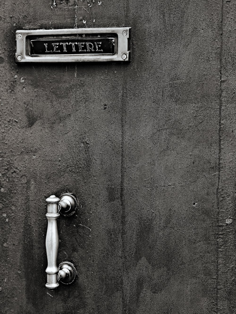 Lettere, Venice