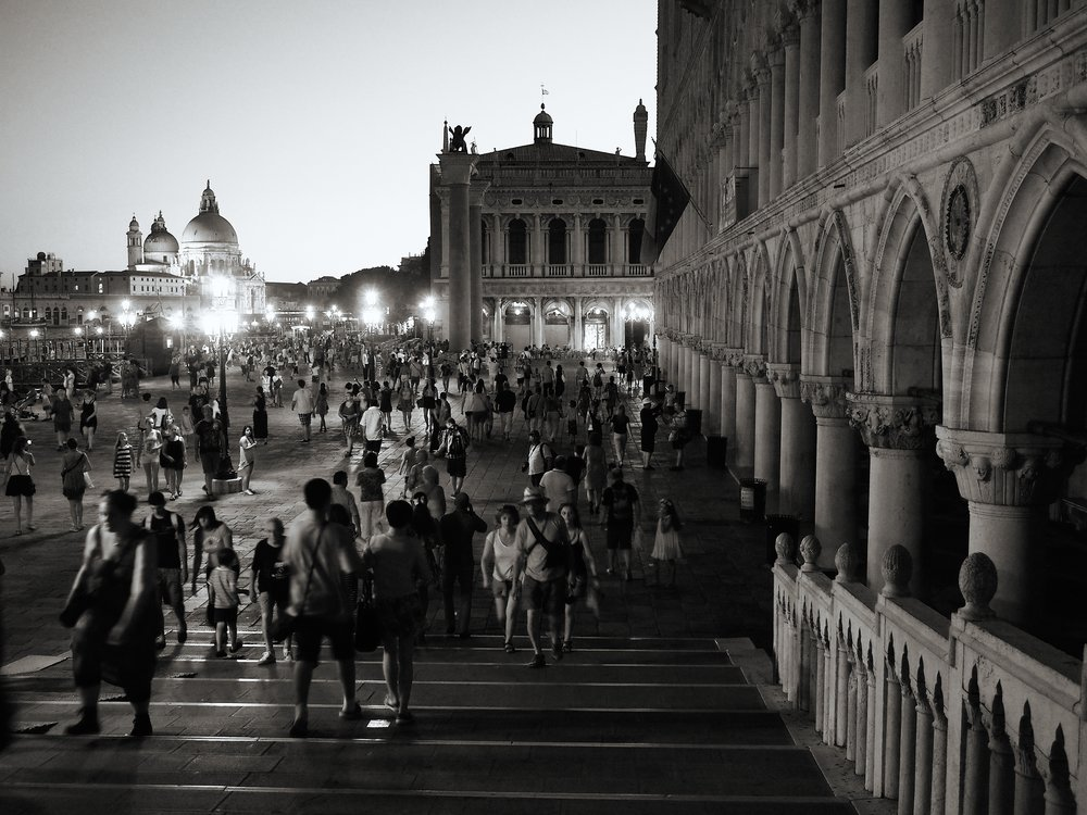Too Many People...., Venice