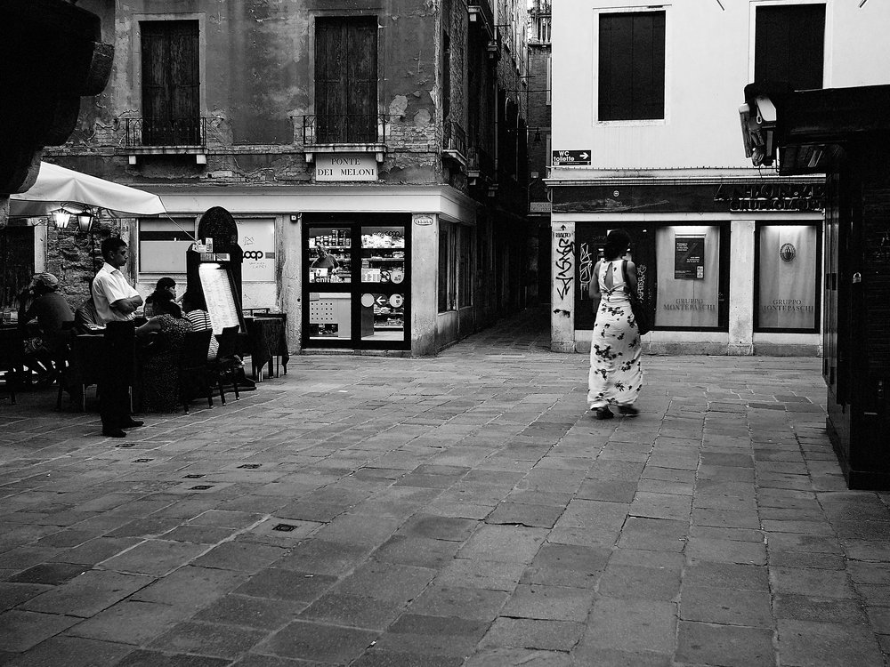 Nothing to Wait On, Venice