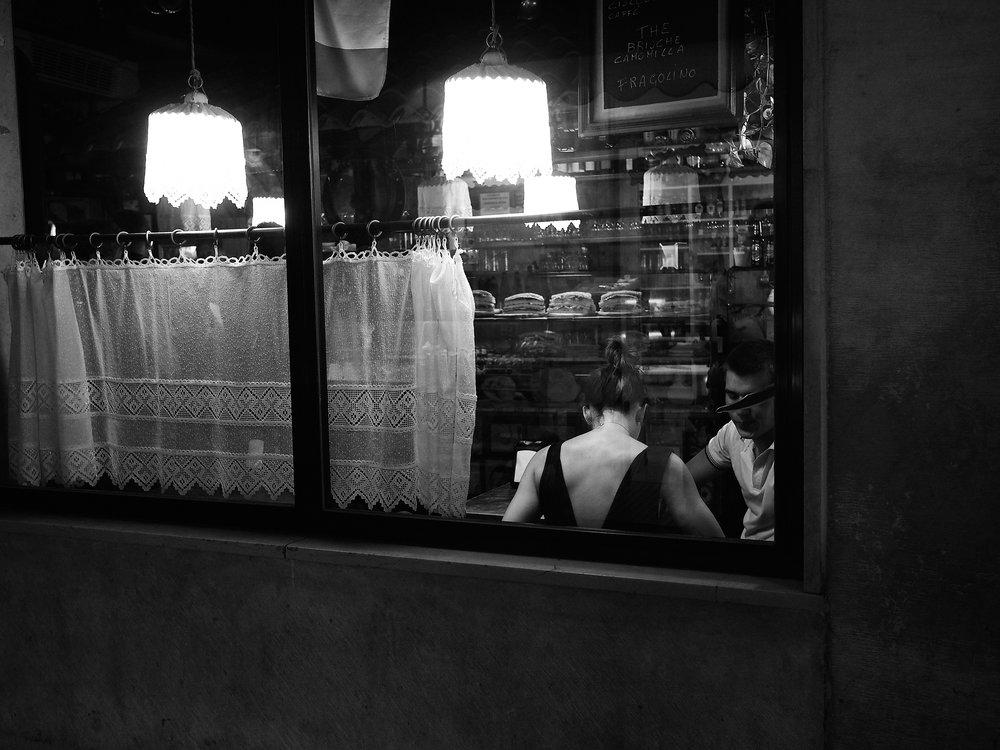 Late Dinner, Venice