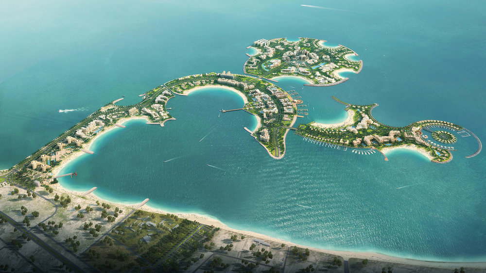 Al Marjan Islands, Dubai