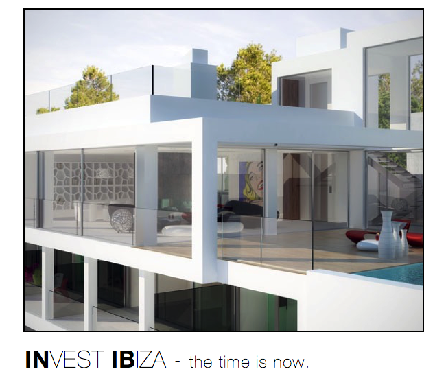 The safest way to invest in Ibiza's fast growing property market
