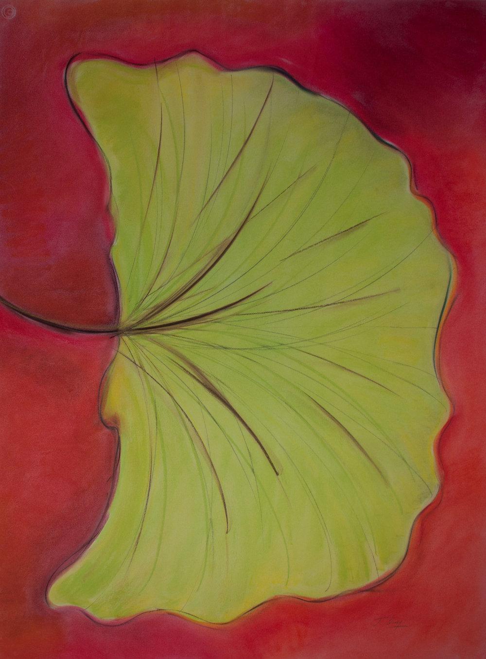 """Green Leaf"", 2013"