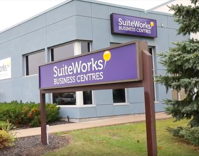 SuiteWorks Business Centre, Barrie, Ontario