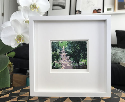 Tiny Watercolor Art | My Small Paintings