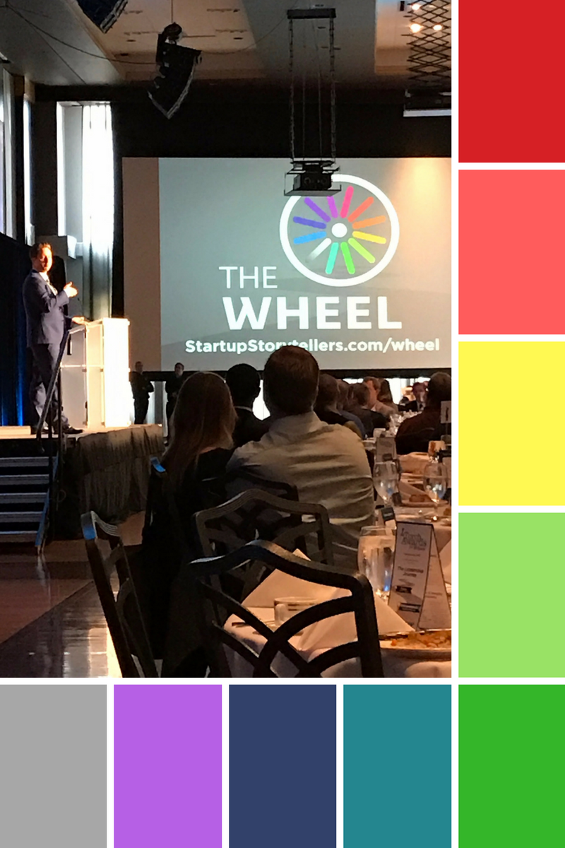 We announced The Wheel  at the  2017 BBB Torch Award for Ethics at The Ohio State University on Nov. 16, 2017.