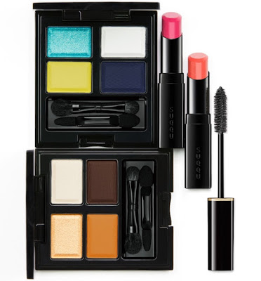 SUQQU UK Exclusive Summer 16 Colour Collection