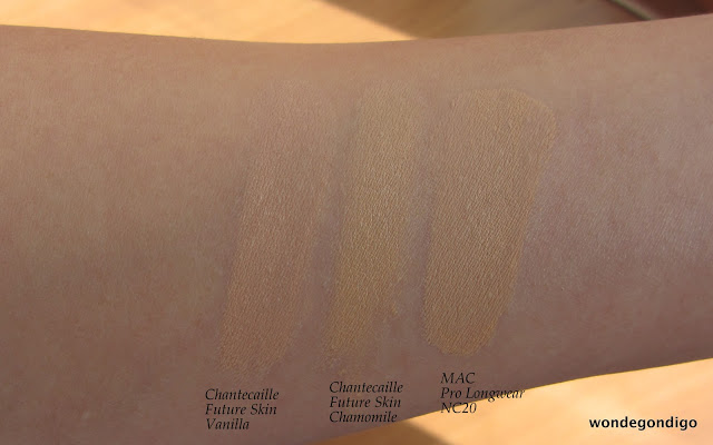 Future Skin Foundation by chantecaille #13