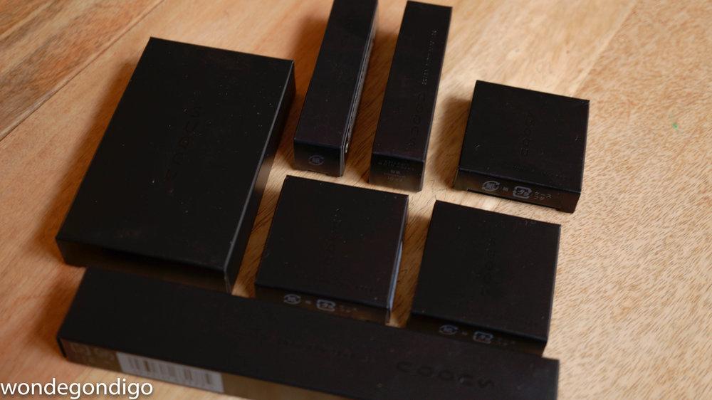 Black Boxes of (Wallet) DOOOOOOOM!
