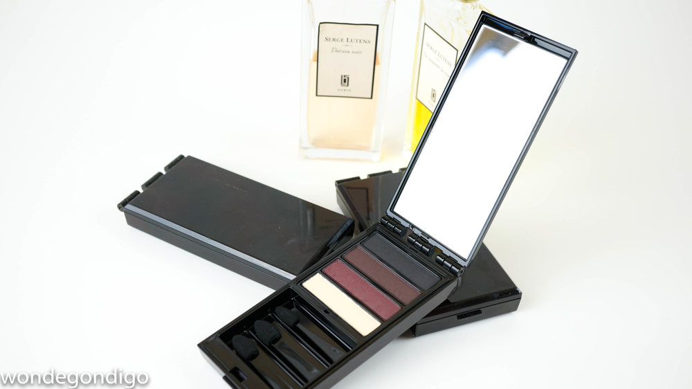Serge Luten Eye Shadow Palette 1