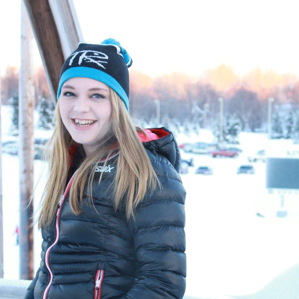 Naomi - Anchorage, Ak.