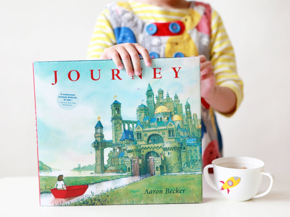 Journey | Little Lit Book Series