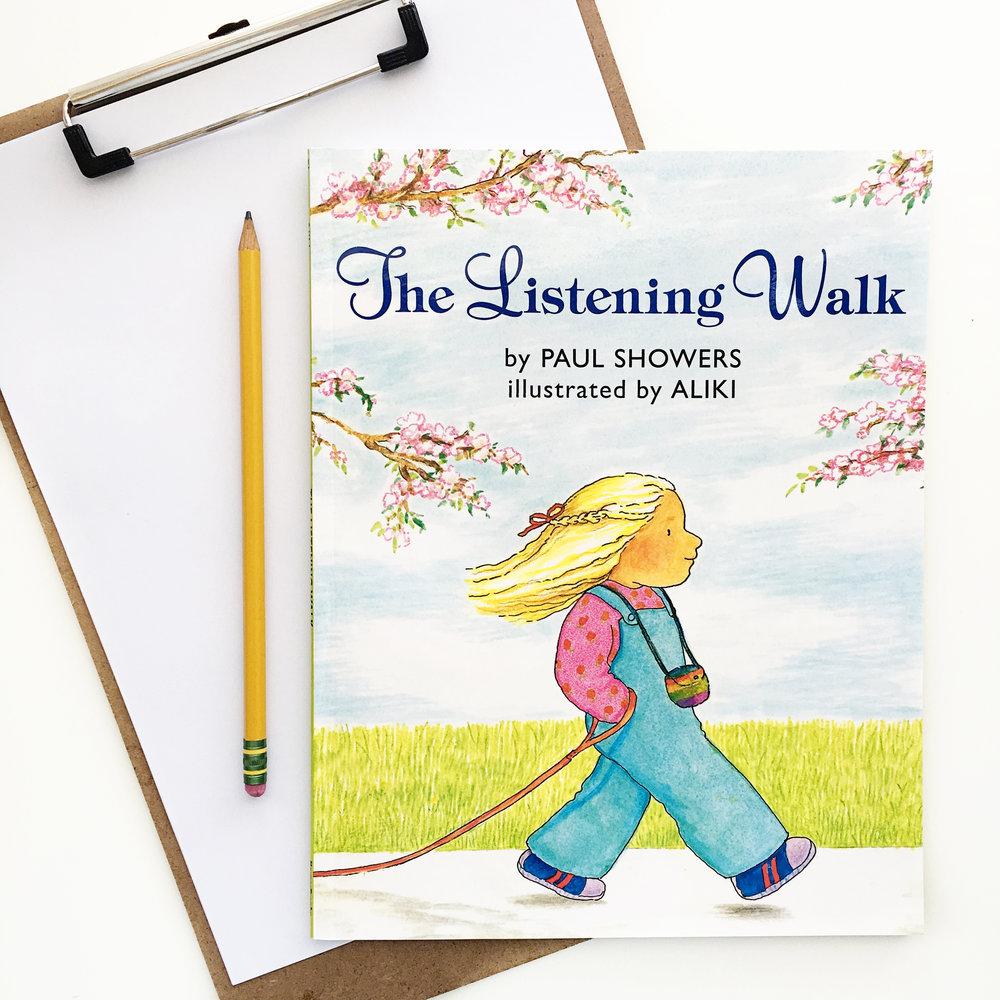 The Listening Walk | Little Lit Book Series