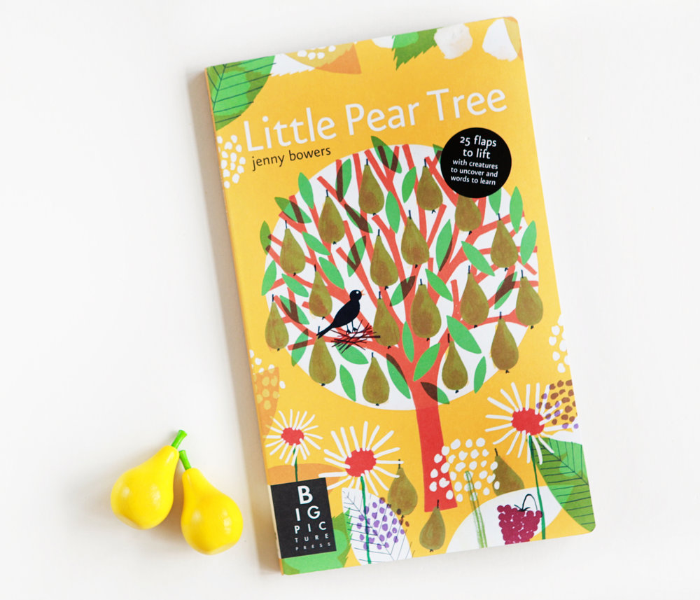 Little Pear Tree | Little Lit Book Series