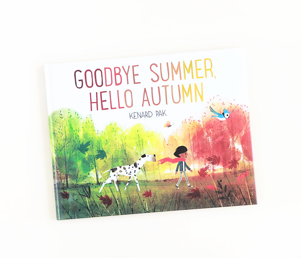 Goodbye Summer, Hello Autumn | Little Lit Book Series