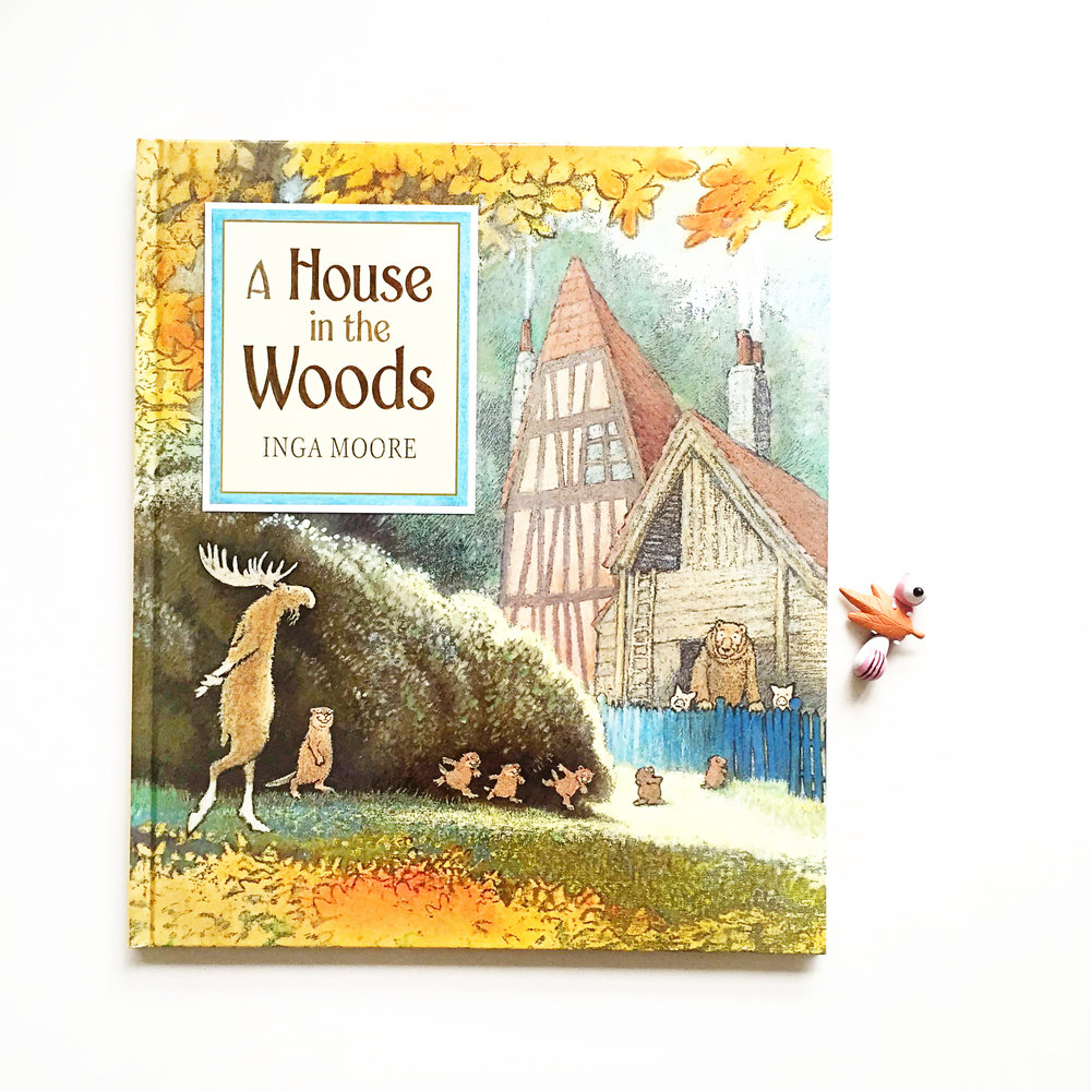 A House in the Woods | Little Lit Book Series