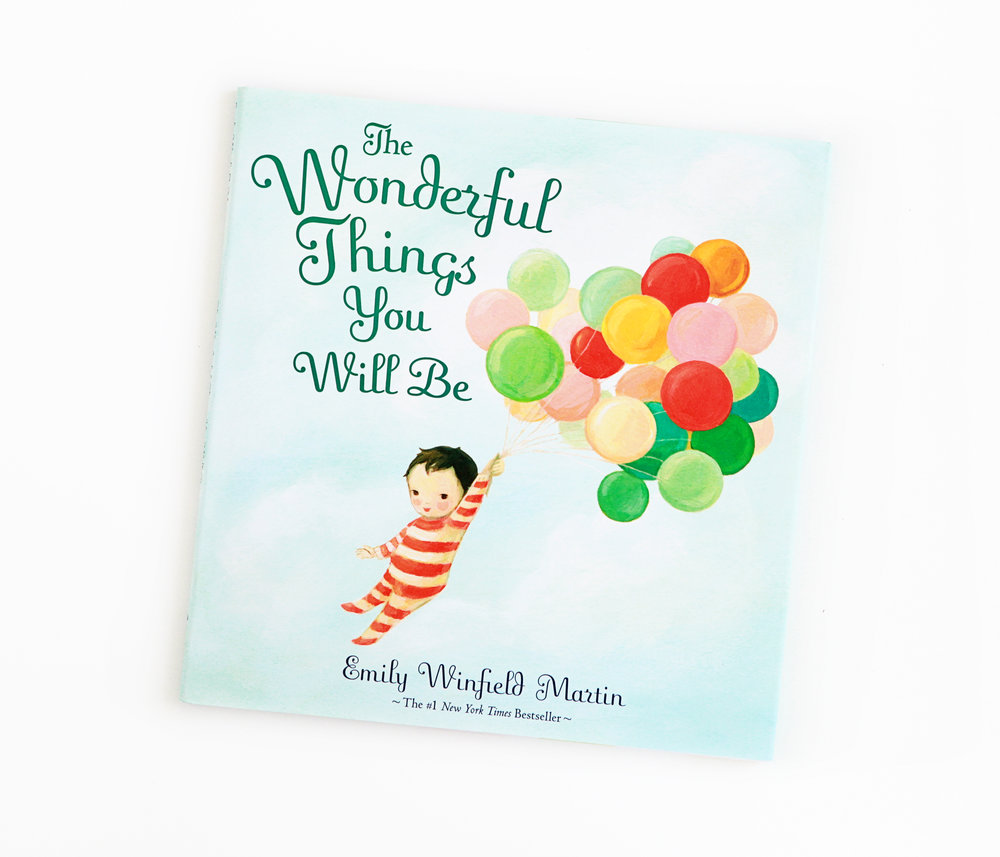 The Wonderful Things You Will Be | Little Lit Book Series