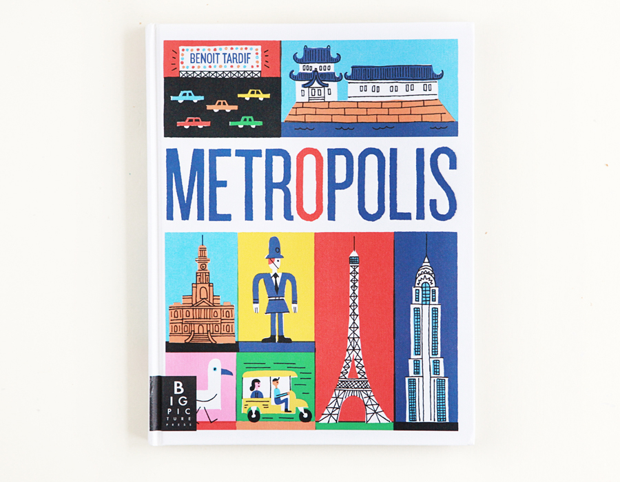 Metropolis | LIttle Lit Book Series