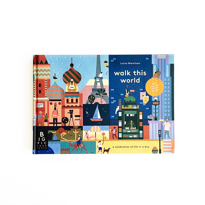 Walk This World | Little Lit Book Series
