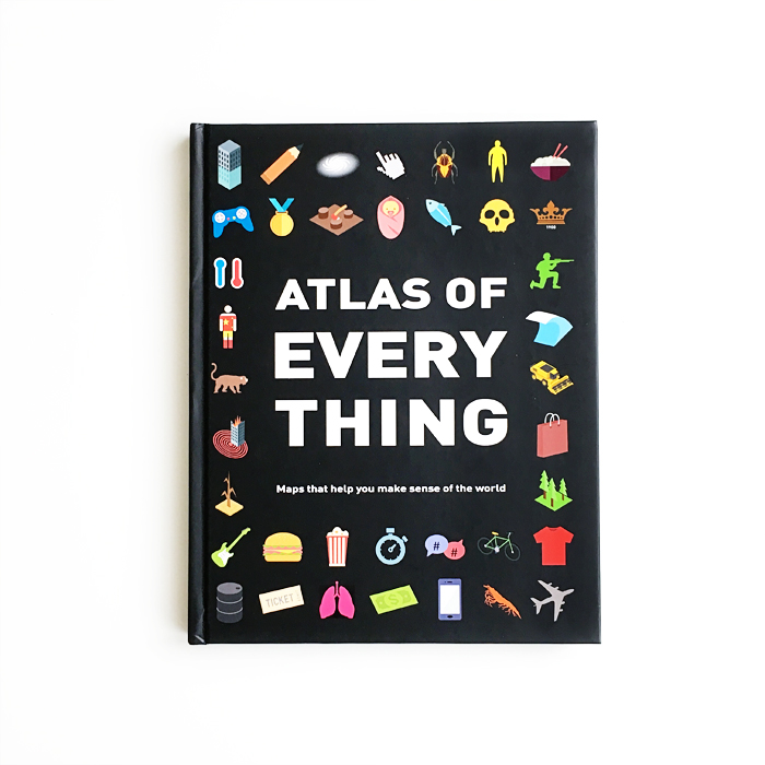 Atlas of Everything | Little Lit Book Series
