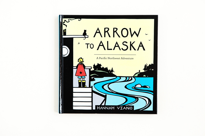 Arrow to Alaska | Little Lit Book Series