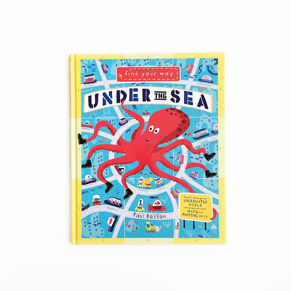Under the Sea | Little Lit Book Series