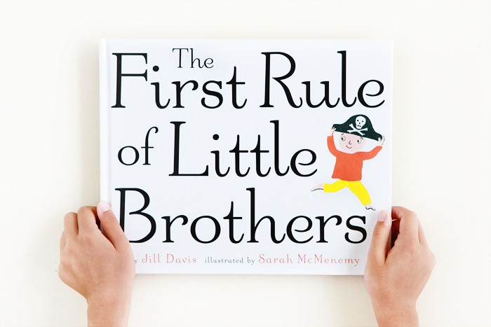 The First Rule of Little Brothers | Little Lit Book Series