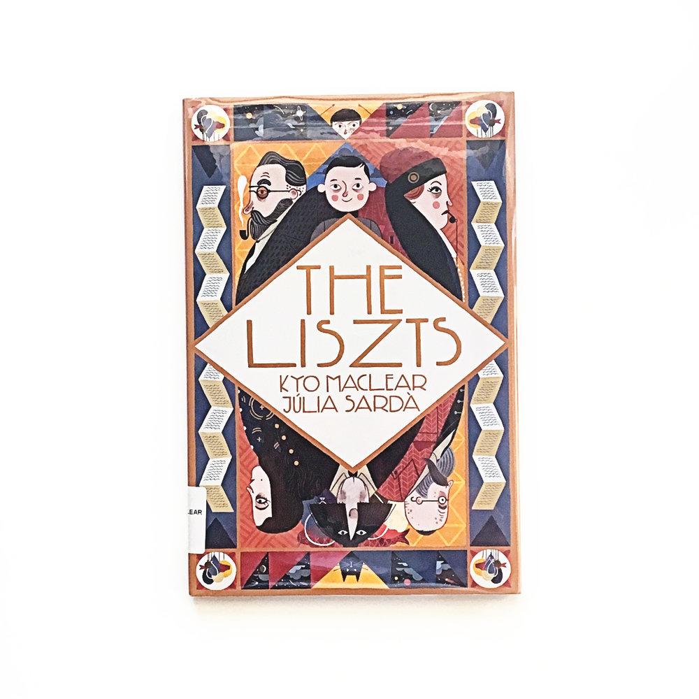 The Liszts | Little Lit Book Series