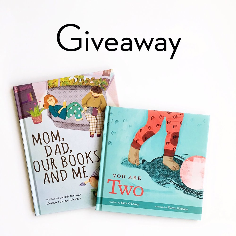 Owl Kids Giveaway | Little Lit Book Series